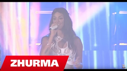 Çmimi i TELEVIZIONIT FEMALE Morena Taraku LULE - ZHURMA VIDEO MUSIC AWARDS 12 (2016)