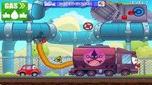 El juego es como una Caricatura del PORTABLE de WILLY Feliz RETORNO sobre la mquina de willy Wheely 3