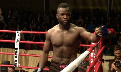 100%FIGHT 29 - FOCUS CHRISTOPHER SENGELE vs SAMBA COULIBALY