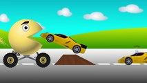 Aprender los Colores con Packman de dibujos animados, Enseñar los Colores, Bebé de los Niños el Aprendizaje de los Niños de Videos de Ba