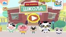 Las películas de dibujos animados Educativos DR. PANDA de JUEGOS de la Escuela de Doctorado de la Panda 2. DR.PANDA SCHOOL KIDS PLAY