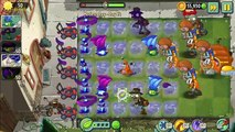 Plants vs Zombies 2 - Jurassic Marsh Day 14: Locked and Loaded I