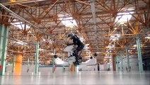 Découvrez l'Hoverbike, le premier mixte entre une moto et un drone