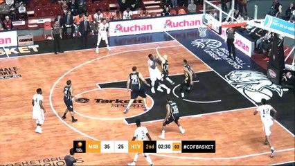 MSB - HTV Quarts Finales Coupe De France Basket 2016/2017