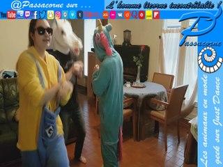 Passacorne #02 100% délire - Les animaux mutants sur Just Dance