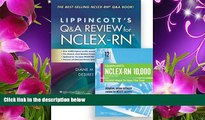 READ book Billings Q A 11e + Lippincott NCLEX-RN 10,000 prepU 24 Month Access Package Lippincott