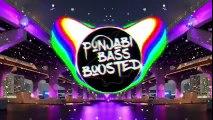 Pav Dharia - Na Ja -- [BASS BOOSTED] -- Latest Punjabi Songs 2017 -- PUNJABI BASS BOOSTED
