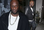 Lamar Odom Grins When Asked About Getting Revenge On The Kardashians