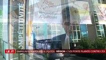 Interview de Jean Dionis sur TV7 Bordeaux au sujet de l'affaire Poitou-Charentes