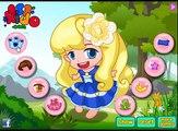 Chibi Disney Princess Maker ♥ Princesas Elsa , Ariel , Rapunzel , Jasmine Juego De Vestir
