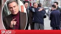 John Travolta Films John Gotti Movie in Brooklyn, New York