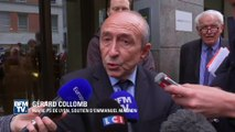 """Alliance Bayrou-Macron: """"un tournant de la campagne"""" pour Gérard Collomb"""