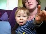 Ethan  avril 2007 18 mois