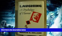 Read Online Laughing: A Psychology of Humor Norman Holland  TRIAL EBOOK