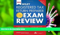 READ book Wiley Registered Tax Return Preparer Exam Review 2012 The Tax Institute at H&R Block