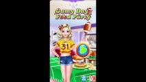 Football Game Day Food Party Beauty Girls Casual Games Android Gameplay Video