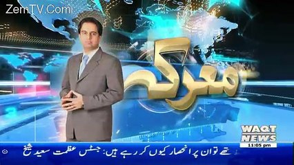 Maarka on Waqt News – 22nd February 2017