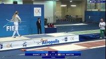 [SD] #Athènes Manon Brunet s'incline en finale et repart avec la médaille d'argent