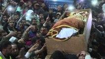 Egitto, folla ai funerali dello sceicco terrorista Abdel Rahman