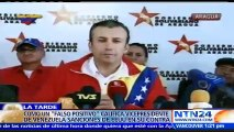 Washington Post insta al gobierno de EE. UU. a continuar presionando a Venezuela por la vía de las sanciones