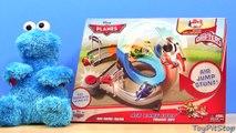 Micro Drifters Air Dare Loop Track Playset Pixar Cars Rip Clutchgoneski Planes Franz Flieg