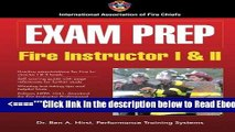 Read Exam Prep: Fire Instructor I   II (Exam Prep: Fire Instructor 1   2) Best Collection