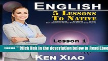 Introduction to Intonation | English Pronunciation Lesson - video