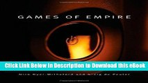 eBook Free Games of Empire: Global Capitalism and Video Games (Electronic Mediations) Free Online