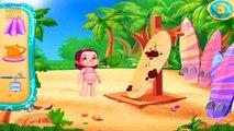 Летние Каникулы. Удовольствие На Пляже. Забавная Игра Для Малышей. Игры приложение для детей.