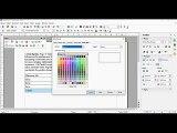 OpenOffice Writer tablo işlemleri -otomatik tablo veri toplamı alma