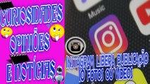 Instagram libera publicação de 10 fotos ou vídeos por post