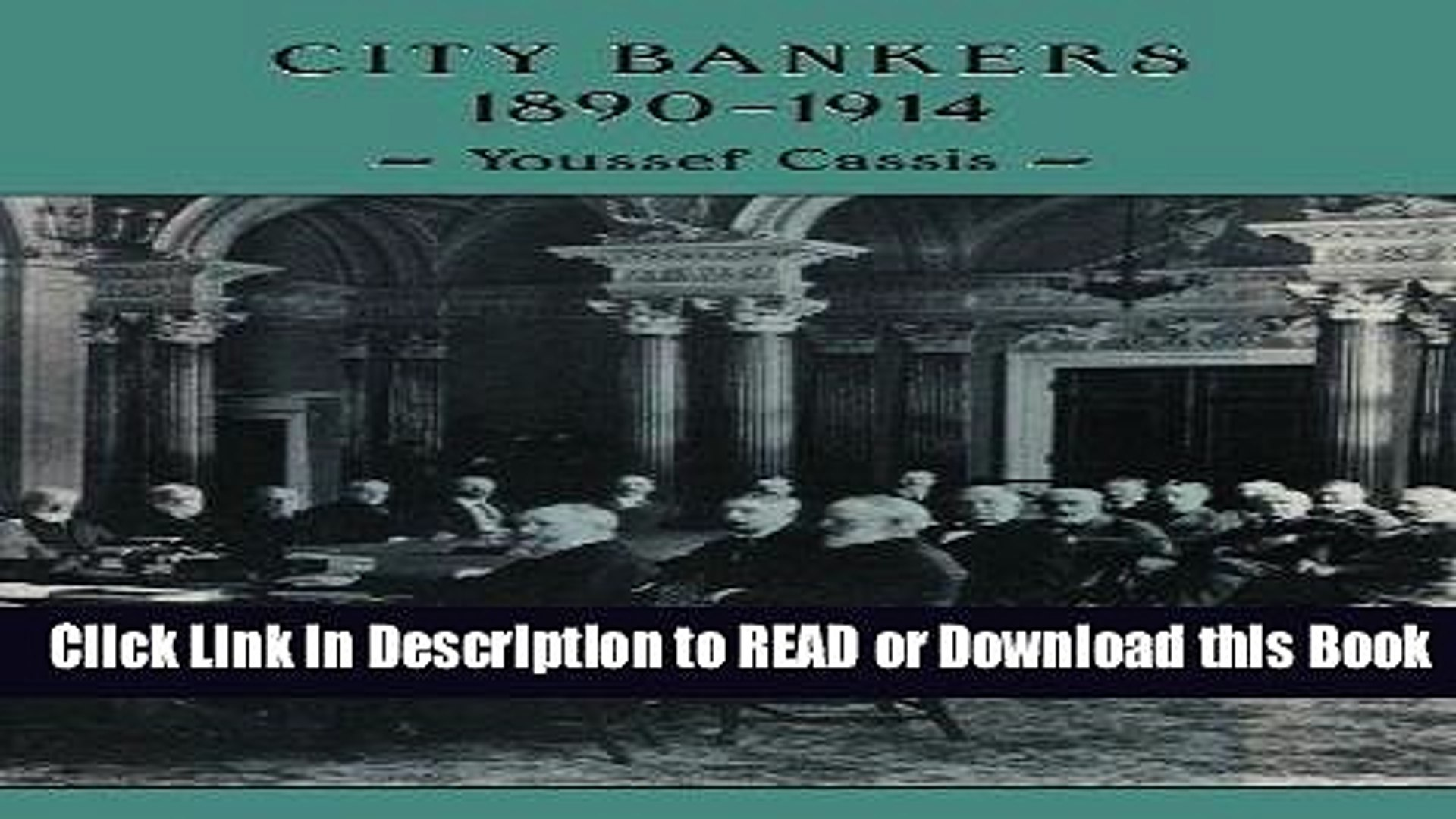 Download Free City Bankers, 1890-1914 Audiobook Free
