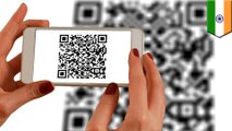 India set to roll out cashless QR code payment system