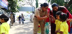 Aachi Global school - Police Station Field Trip