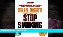 Download [PDF]  Allen Carr s Easy Way to Stop Smoking Allen Carr Full Book