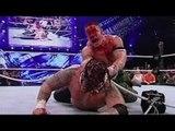 WWE John Cena vs Umaga _ John Cena nearly killed Umaga _ Bloodiest Match Ever