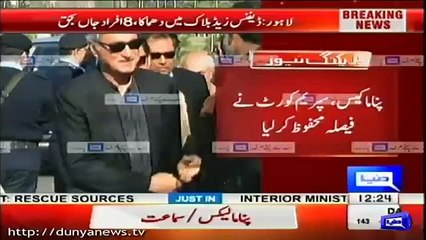 Imran Khan also spoke to Judges in the end - Detailed report on Judges remarks today in Panama case
