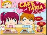 el amor en el restaurante del juego ► Juegos de Besos Cafetería Beso Juego Para las Niñas el Amor de beso en la caf