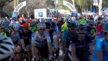La vidéo grand format de la deuxième étape du Tour La Provence entre Miramas et La Ciotat