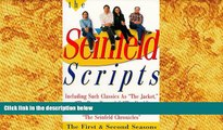 PDF [FREE] DOWNLOAD  The Seinfeld Scripts Larry David Jerry Seinfeld [DOWNLOAD] ONLINE