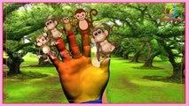 Dedo de la Familia   Familia Dedo Videogyan   Animación en 3D Dedo de la Familia Rima de cuarto de niños Para Ch