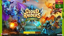 Cloud Raiders Android Gameplay From game insight