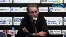 """ATP - Open 13 Provence 2017 - Lucas Pouille : """"Je me suis bien préparé pour bien jouer à Marseille"""""""