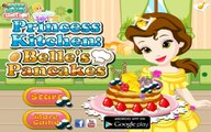 Princess Kitchen Belle Pancakes - Cooking Game for Girls