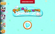Toilet Training for Kids and Babys with Toilet Training - Babys Potty by BabyBus Kids Gam