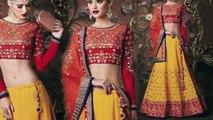Wedding Lehenga Choli Designs- Indian Designer Lehengas  Lenghas For Engagement  Designers And You