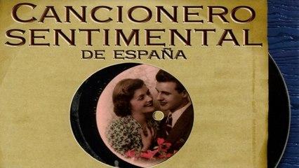 Varios Artistas - Cancionero sentimental de España