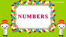 Numbers Song ¦ Learn To Count from 1-20 at ChuChu TV Number