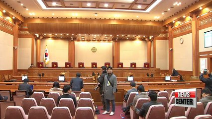 Constitutional Court could deliver impeachment verdict in early March: reports