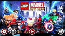 Lego Marvel Superheroes Android İos Windowsphone Gameplay Part 1